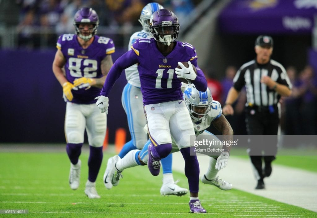 Doctson and Treadwell release by their respective clubs.