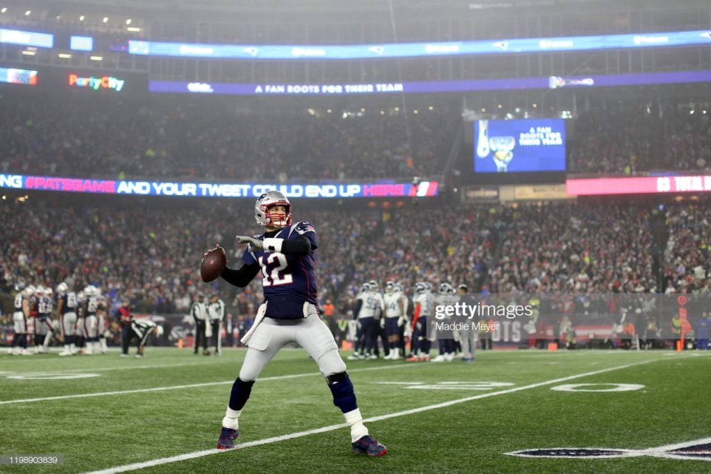 Tom Brady Fantasy Football - Is the Grass Greener?