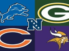 2021 Buy Sell Take the Flyer - NFC North