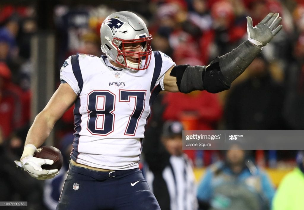 Rob Gronkowski Traded to Buccaneers Ends Retirement