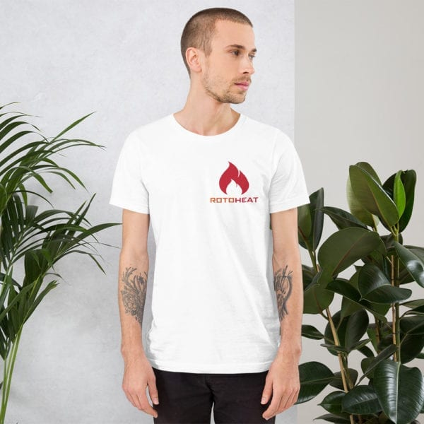 Official RotoHeat Premium T-Shirt 1