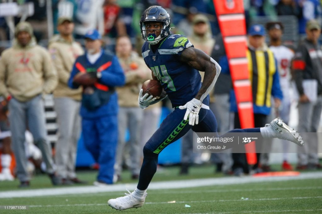 DK Metcalf 2020 Dynasty Outlook