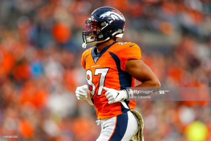 Updated 2020 Redraft Tight End Rankings