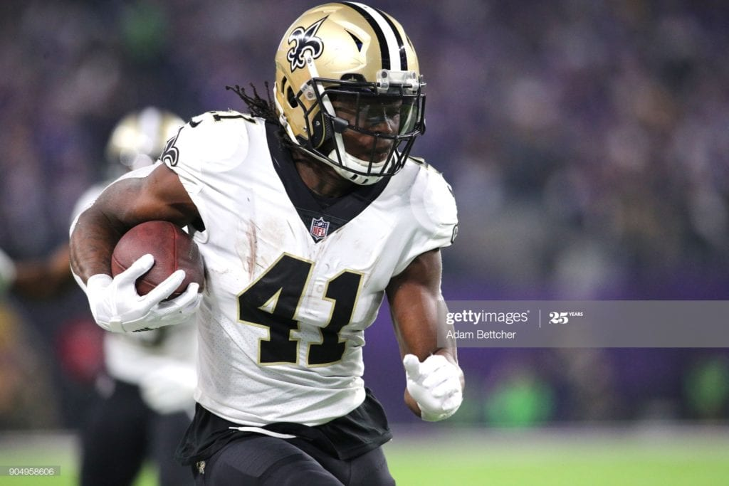 2020 Redraft Running Back Rankings