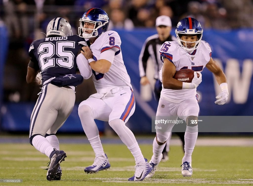 Golden Tate 2020 Dynasty Outlook