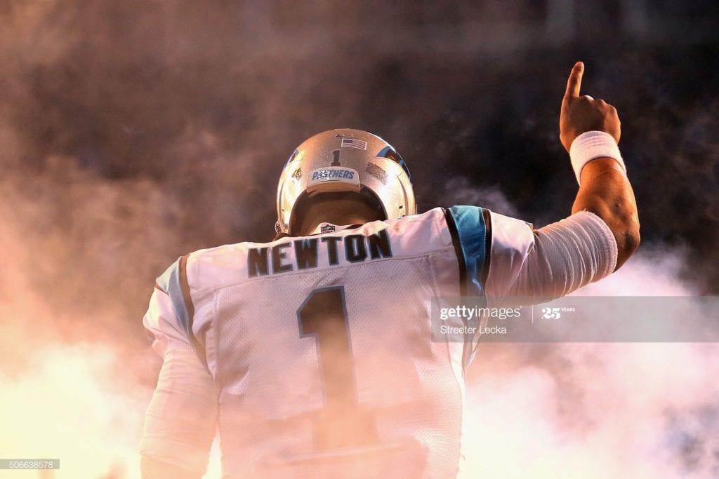 Patriots sign QB Cam Newton