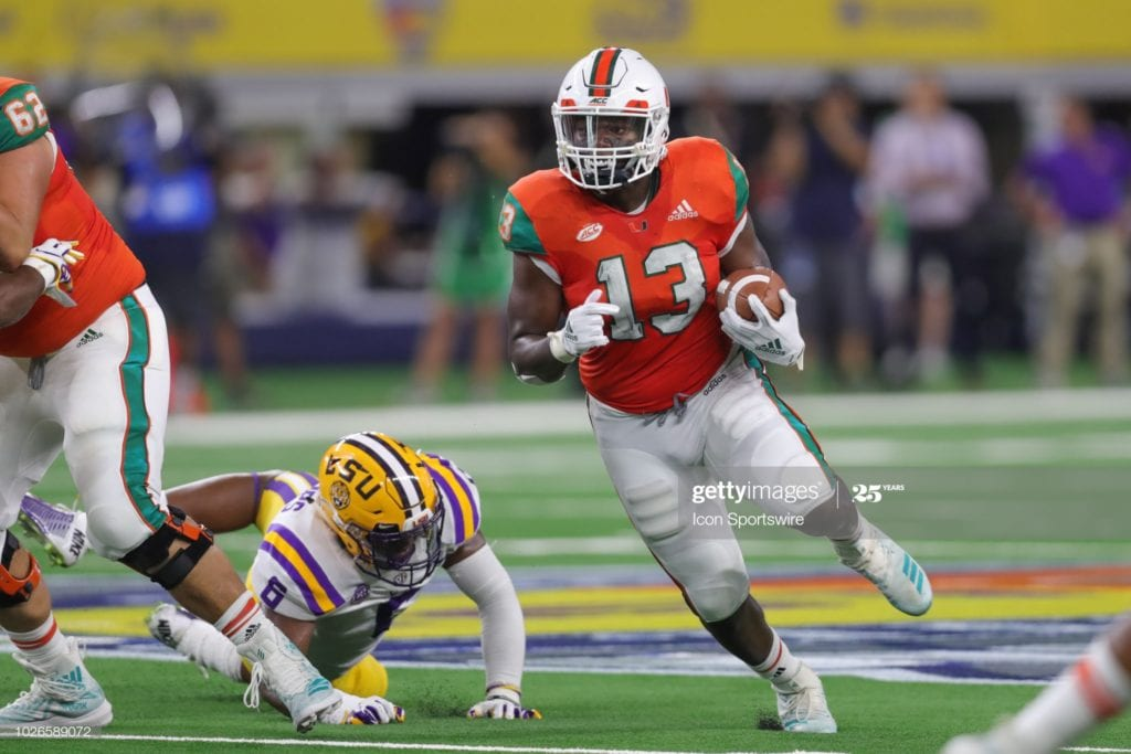 Dynasty Stash: 3 Rookie Running Backs to Stash for the Future 1