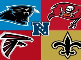2021 Buy Sell Take the Flyer Series – NFC South.
