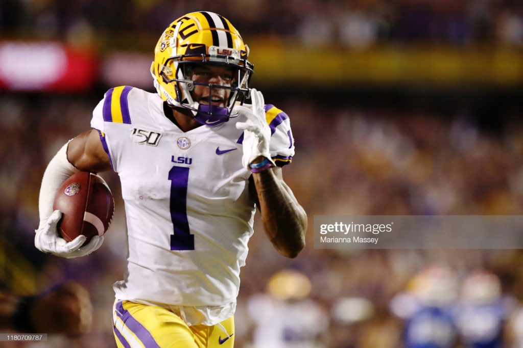 Top 10 Dynasty Rookie Wide Receivers in the 2021