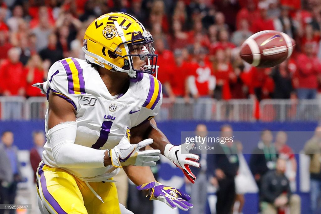 Ja'Marr Chase Fantasy Football Profile 2021 Rookie Draft Guide