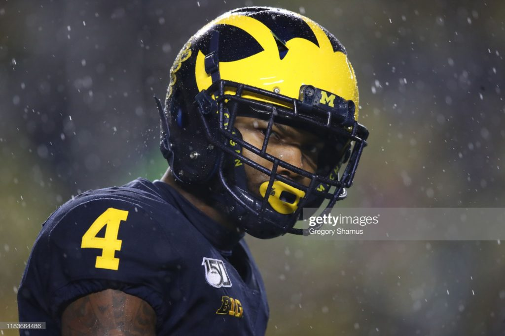 Nico Collins Fantasy Football Profile - 2021 NFL Top Prospects