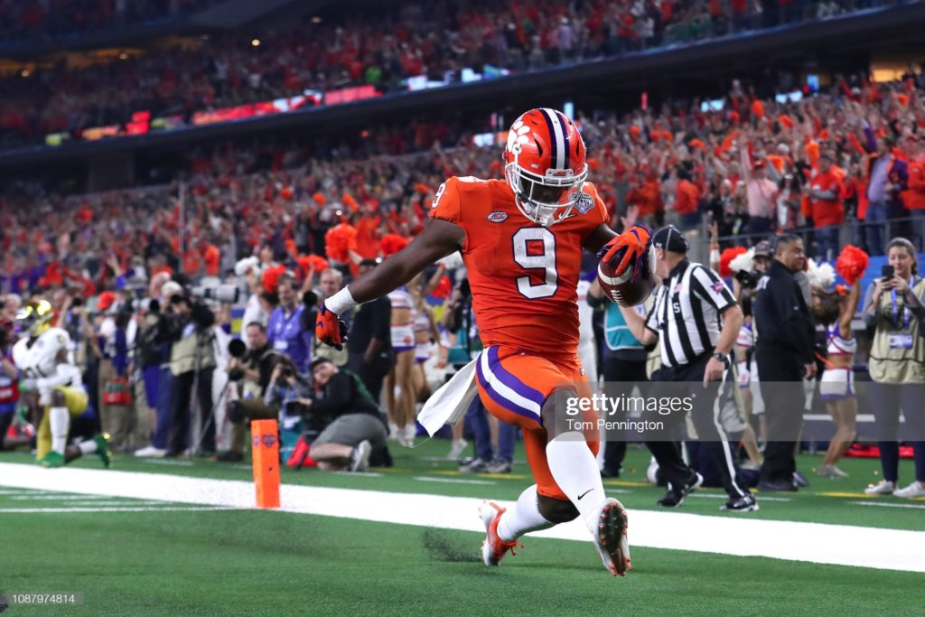 ETN2 Travis Etienne Fantasy Football