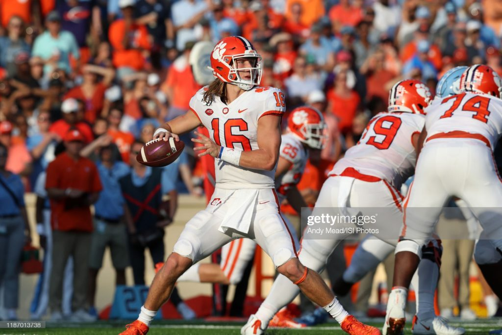 Trevor Lawrence Fantasy Football Profile - 2021 NFL Top Prospects