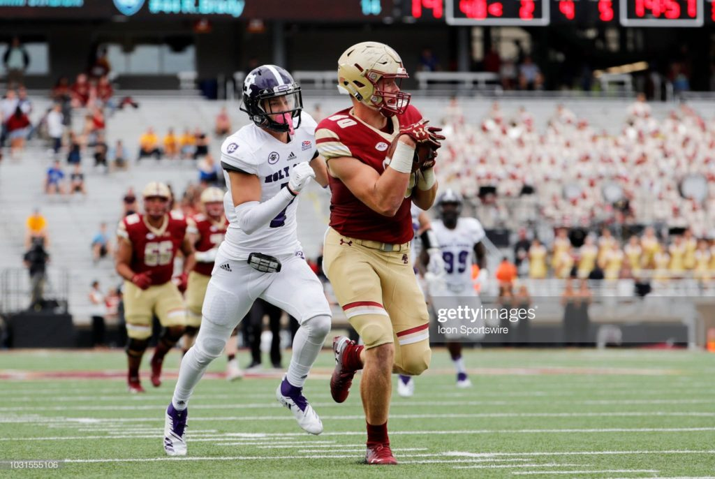 Hunter Long Fantasy Football Profile - 2021 NFL Top Prospects