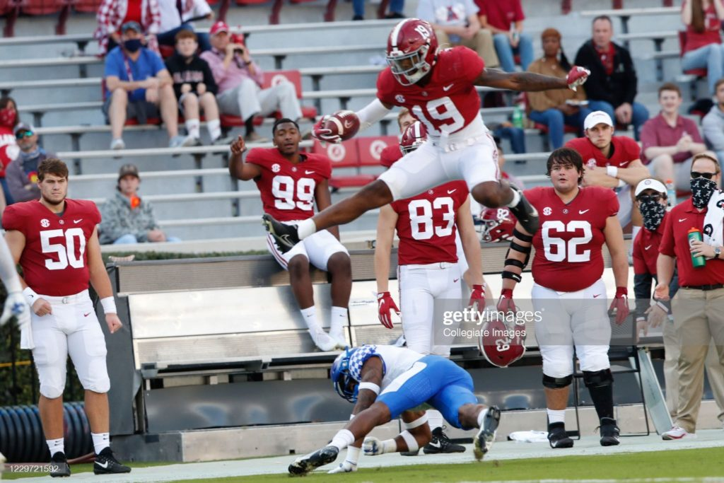 My Bold Top 10 Devy Tight Ends for 2021