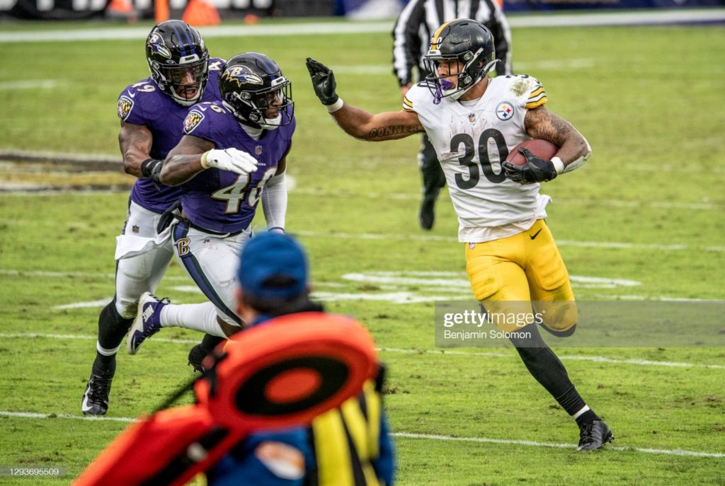 Buy The Dip: James Conner