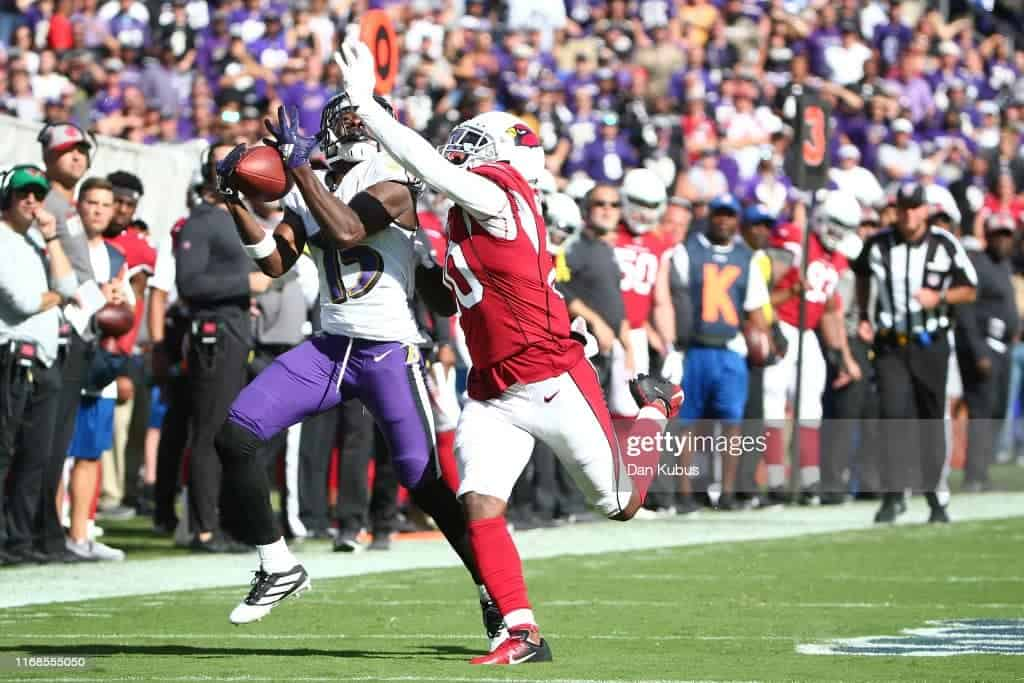 Marquise Brown Fantasy Outlook 2021