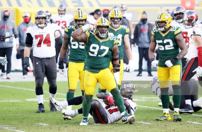 Start or Sit These IDP Players on Monday Night to Win Week 2 Fantasy - Kenny Clark