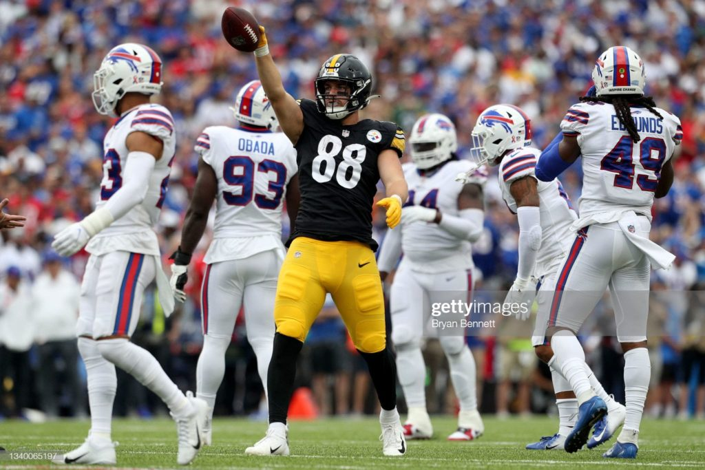 Three Tight Ends to Stream