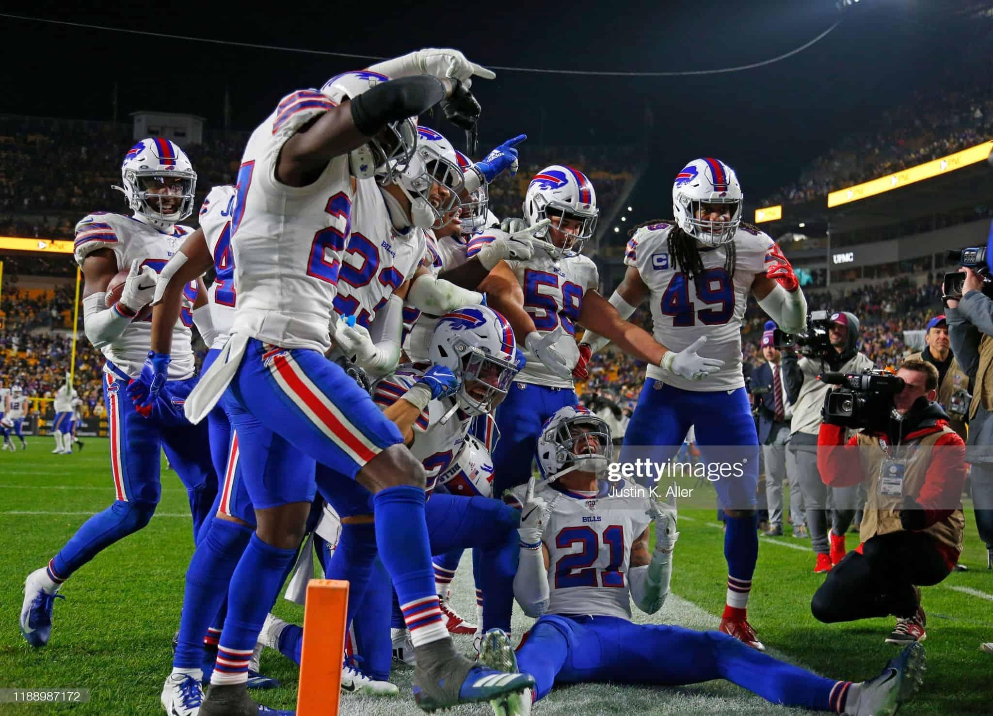 2021 NFL Predictions: Bills
