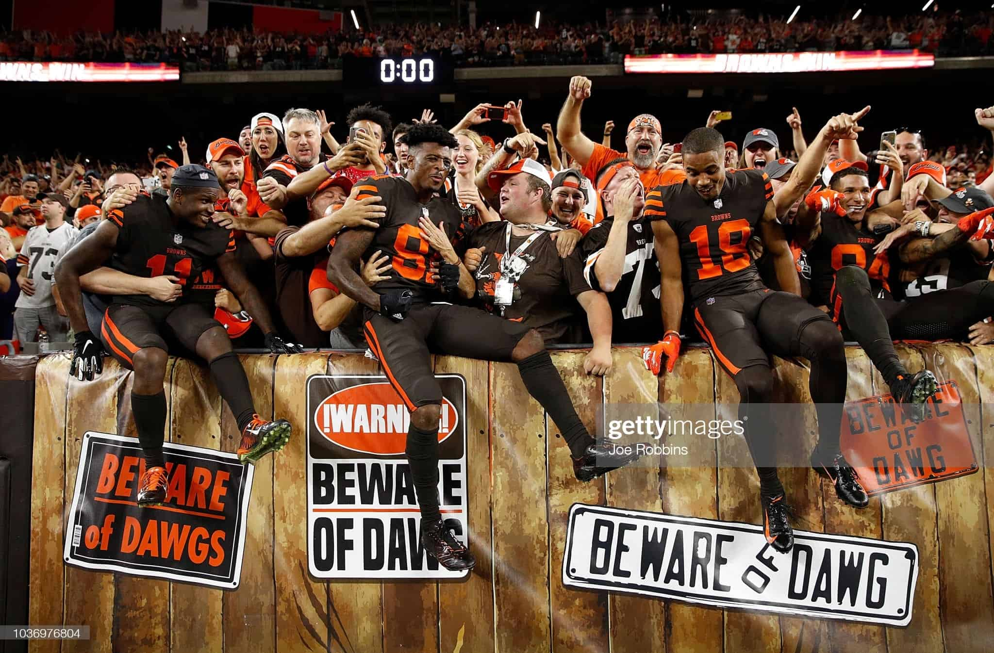 2021 NFL Predictions: Browns