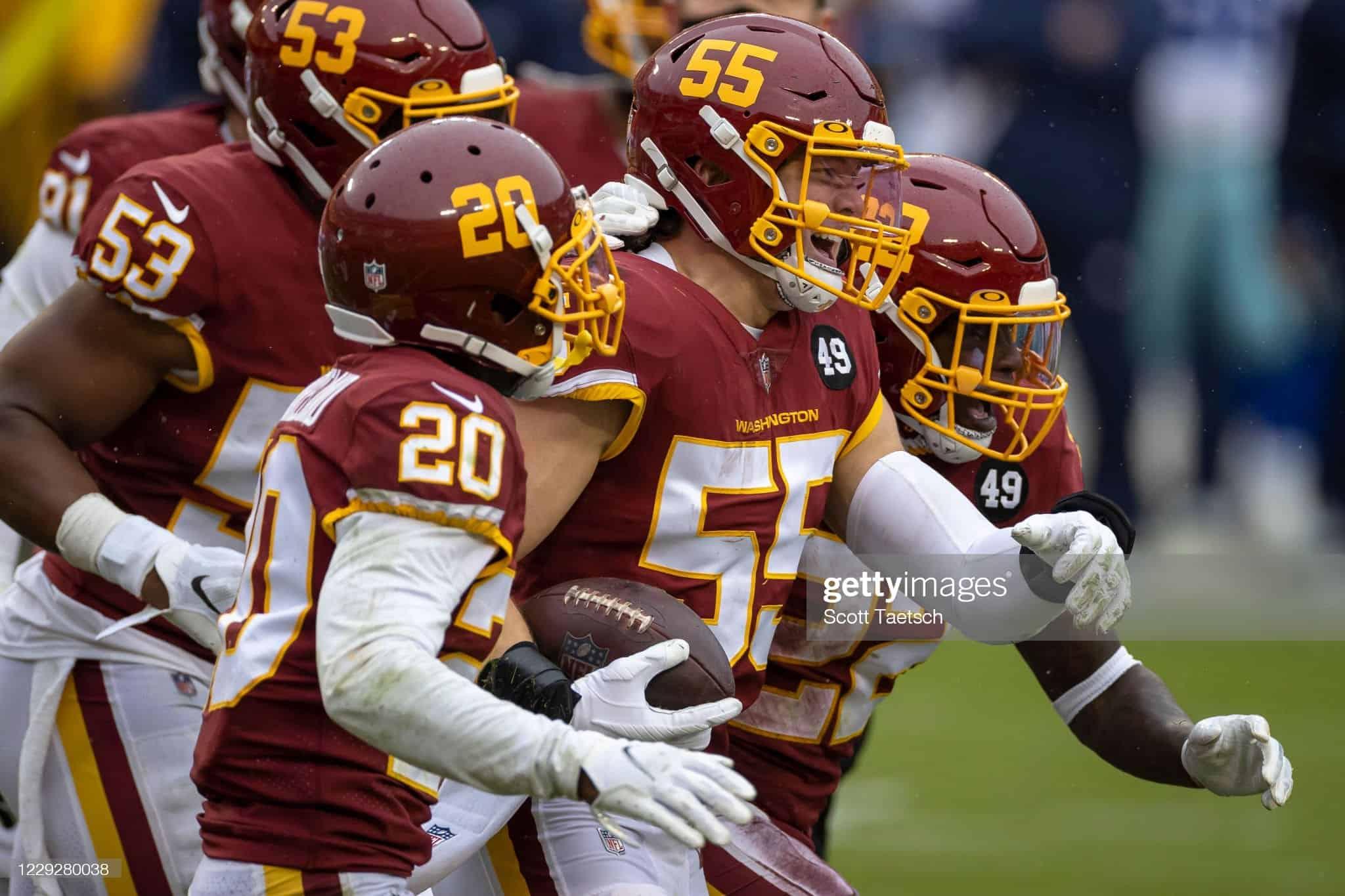 2021 NFL Predictions: Football Team