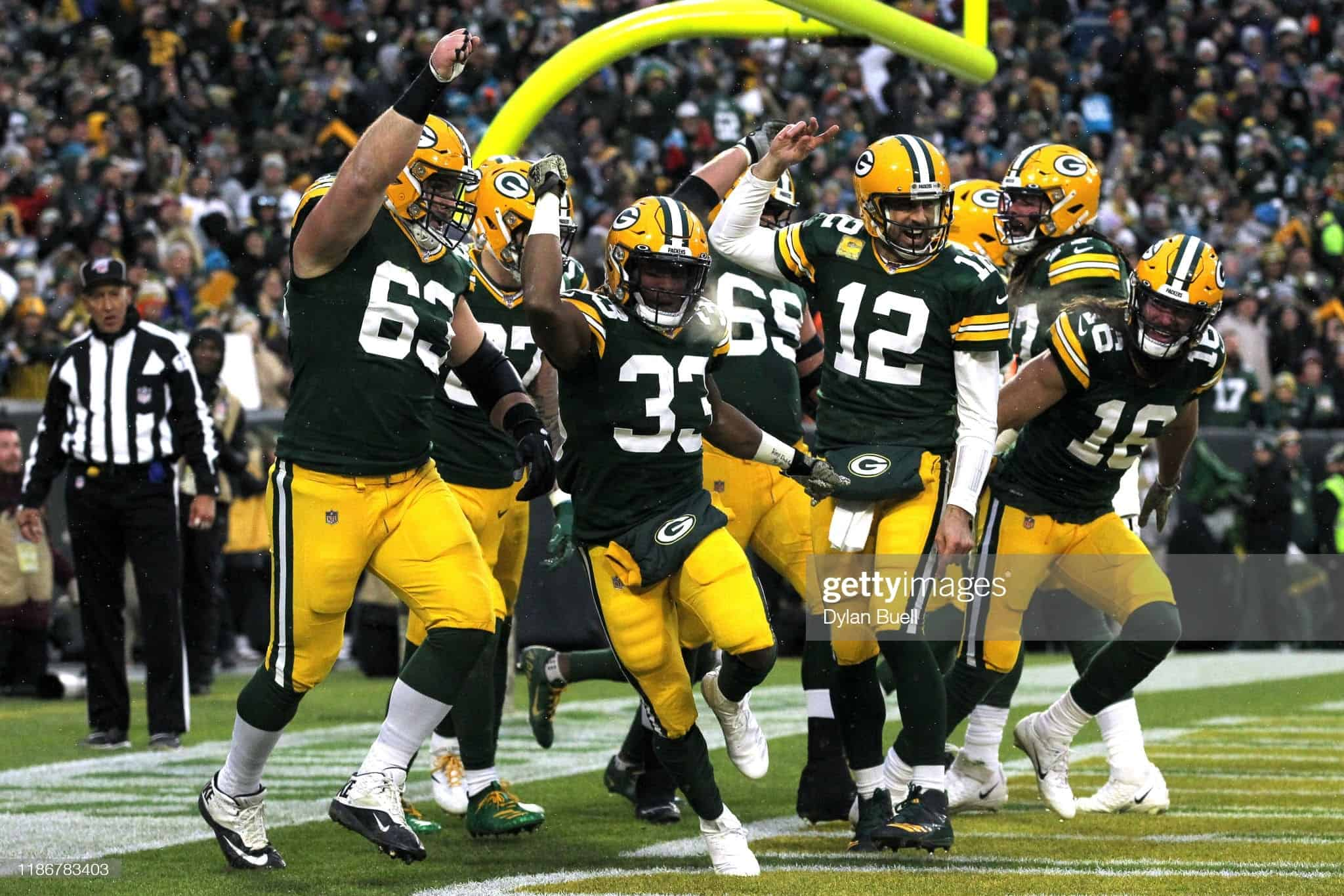 2021 NFL Predictions: Packers