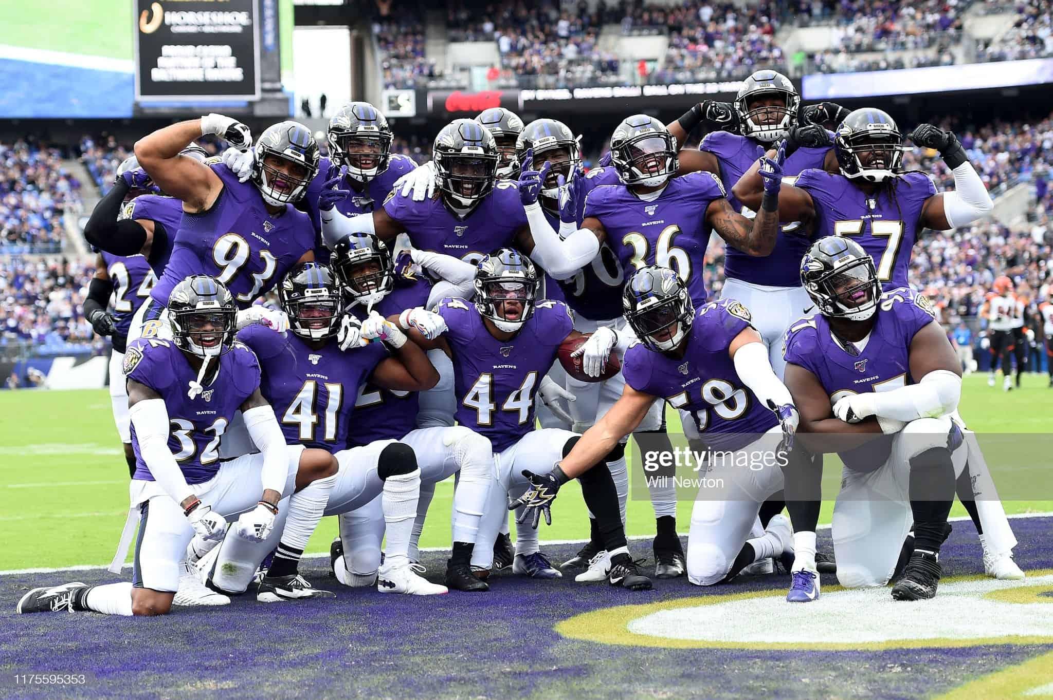 2021 NFL Predictions: Ravens