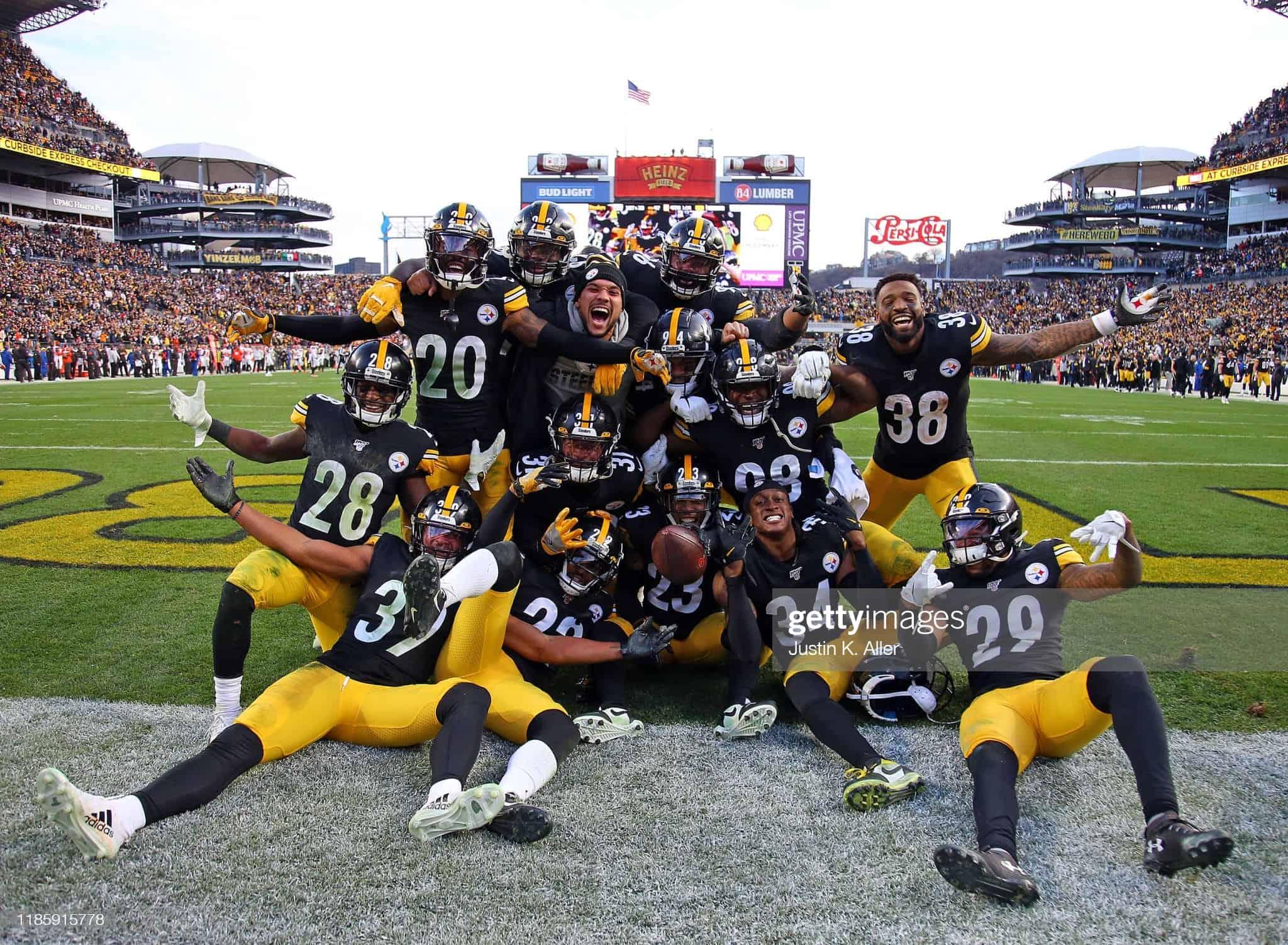 2021 NFL Predictions: Steelers