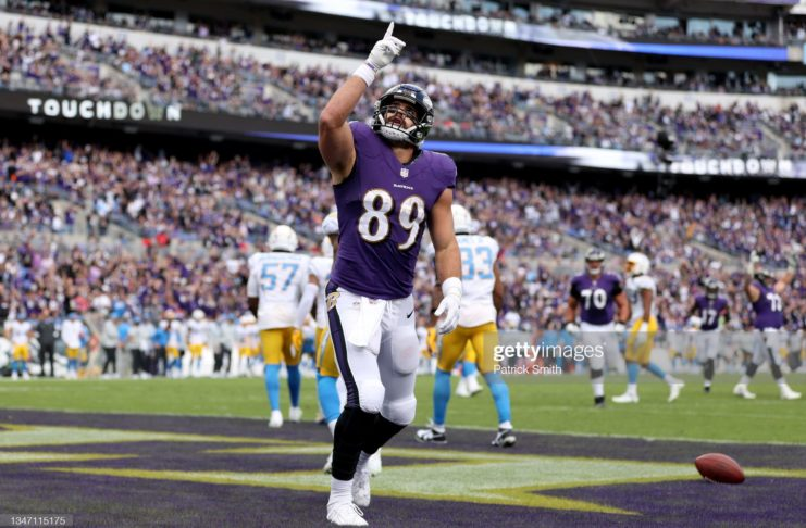 Top 12 Tight End Plays for Week 7