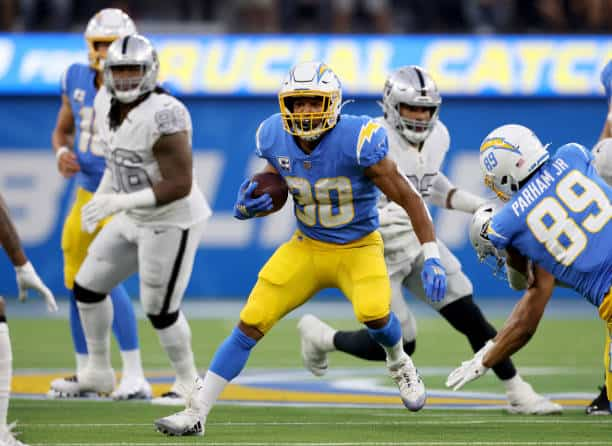 ekeler Fantasy Football Hot and Cold Players: Week 5